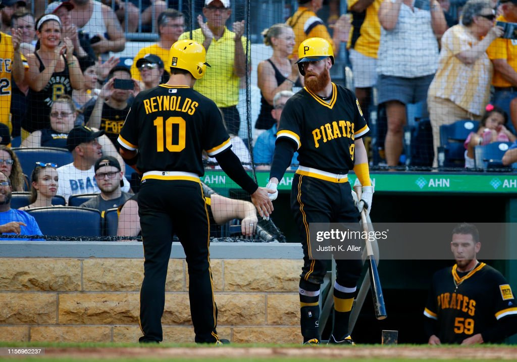 Philadelphia Phillies v Pittsburgh Pirates : News Photo