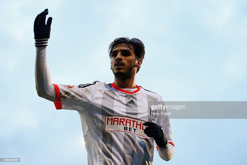 Fulham v Ipswich Town - Sky Bet Championship : News Photo