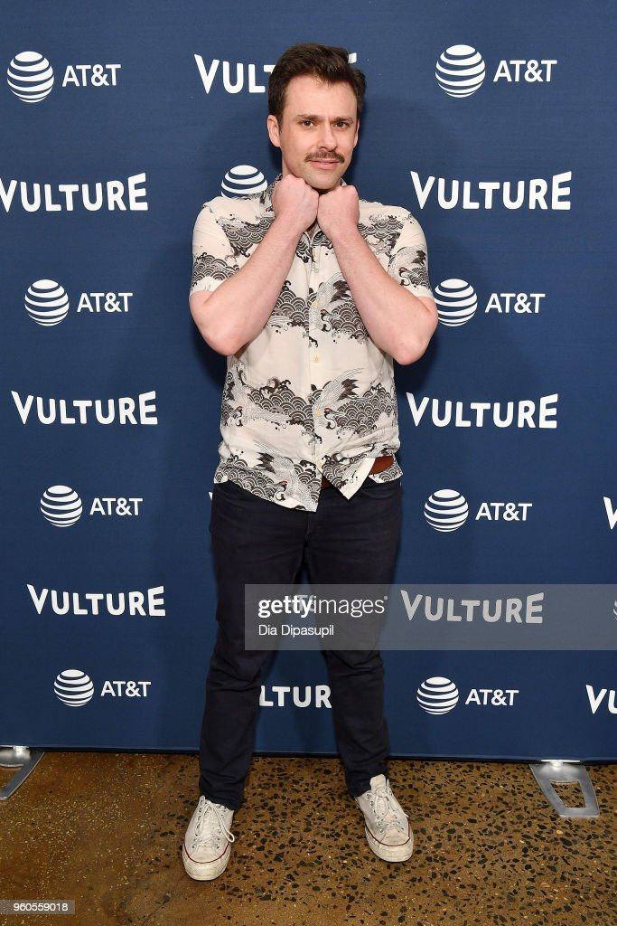 Bryan Safi attends Day Two of the Vulture Festival Presented By AT&T at Milk Studios on May 20, 2018 in New York City.
