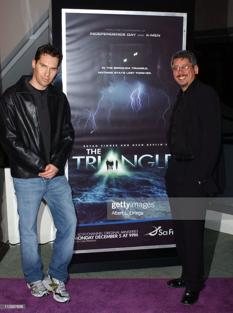 """The Sci-Fi Channel's Miniseries """"The Triangle"""" Premiere : News Photo"""