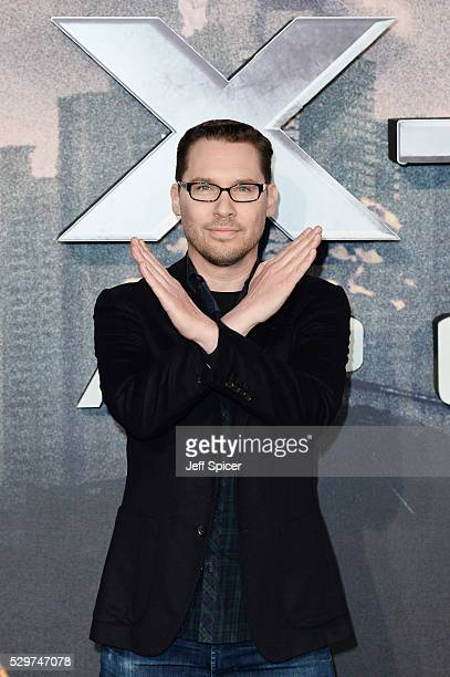 Bryan Singer attends a Global Fan Screening of XMen Apocalypse at BFI IMAX on May 9 2016 in London England