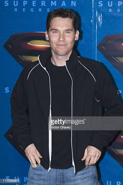 Bryan Singer director during Superman Returns Mexico City Premiere Red Carpet at Teatro Metropolitan in Mexico Mexico