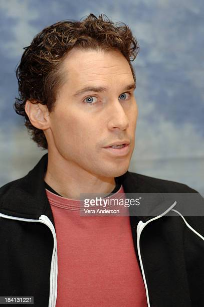 Bryan Singer during 'Superman Returns' Press Conference with Bryan Singer Brandon Routh Kate Bosworth Kevin Spacey and Eva Marie Saint at Century...