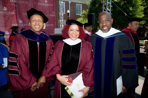 GA: 2021 Morehouse College Commencement