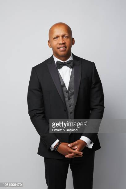 Bryan Stevenson poses for a portrait during the 2018 People's Choice Awards at The Barker Hanger on November 11 2018 in Santa Monica California