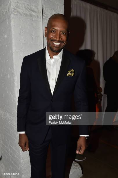 Bryan Terrell Clark attends the HELP USA Heroes Awards Gala at the Garage on June 4, 2018 in New York City.