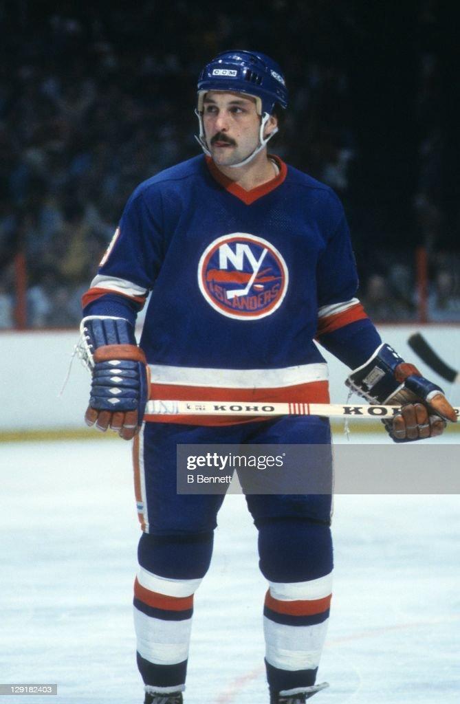 1980 Stanley Cup Finals:  New York Islanders v Philadelphia Flyers : News Photo