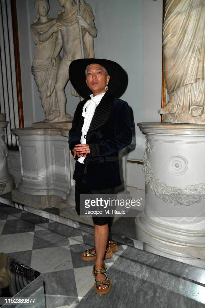 Bryanboy attends Gucci Cruise 2020 at Musei Capitolini on May 28 2019 in Rome Italy