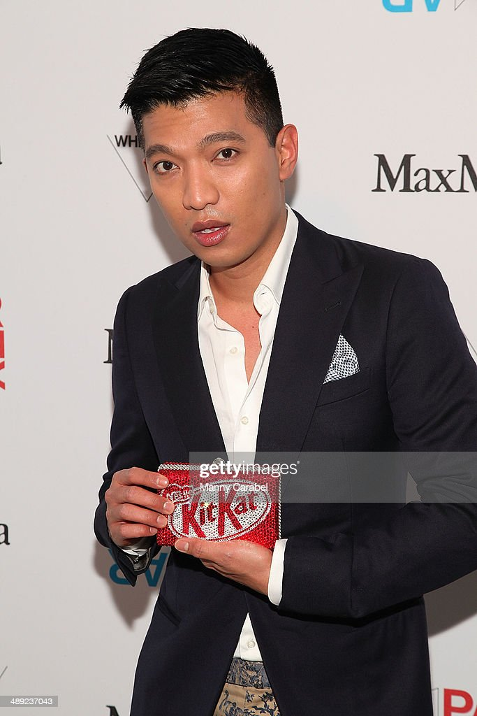 Bryanboy attends the 2014 Whitney Art Party at Highline Stages on May 8, 2014 in New York City.