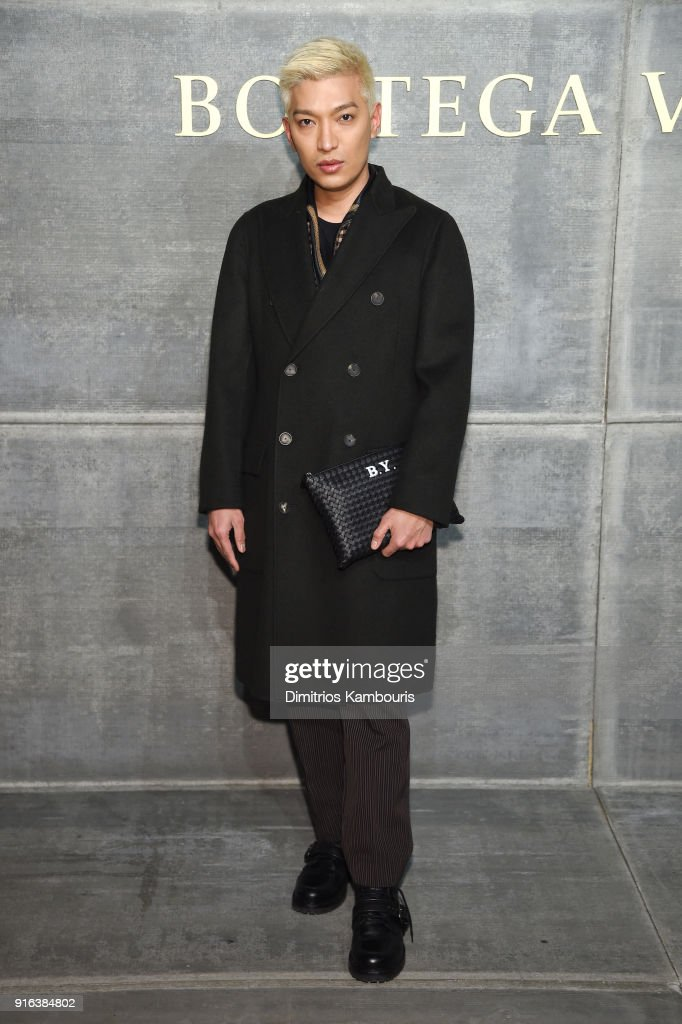 Bottega Veneta Fall Winter 2018 Fashion Show in NY