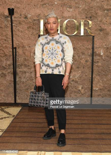Bryanboy attends the Christian Dior Couture S/S20 Cruise Collection on April 29 2019 in Marrakech Morocco