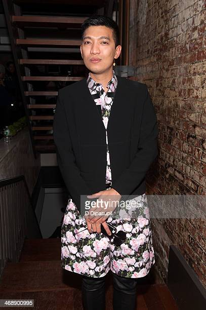 Bryanboy attends the REVOLVE relaunch party on February 11 2014 in New York City