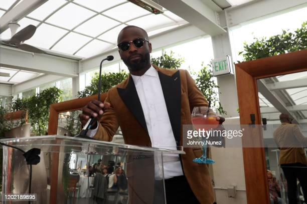 BryanMichael Cox hosts the Bryan Michael Cox 16th Annual Music And Memory PreGrammy Brunch 2020 at SLS Hotel on January 26 2020 in Beverly Hills...