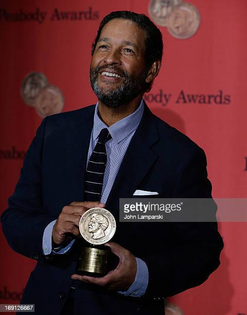 Bryant Gumbel attends 72nd Annual George Foster Peabody Awards at The Waldorf=Astoria on May 20 2013 in New York City