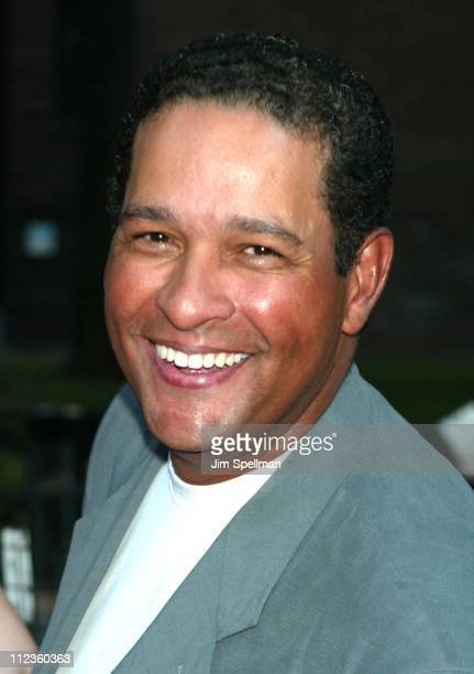 Bryant Gumbel during HBO's Sex and the City Fifth Season World Premiere at American Museum of Natural History in New York City New York United States
