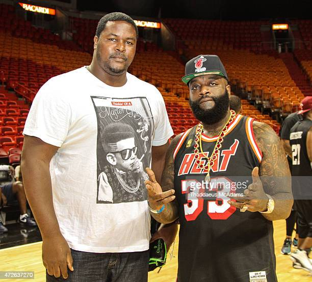 Bounce Sporting Club S 3rd Anniversary Party With Surprise: Bryant Mckinnie Stock Photos And Pictures