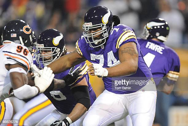 Bryant Mckinnie Vikings