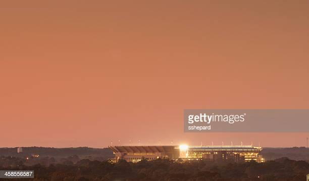 ブライアント-デニースタジアム(アラバマ大学 - タスカルーサ ストックフォトと画像