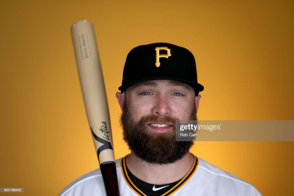 Pittsburgh Pirates Photo Day : Nachrichtenfoto