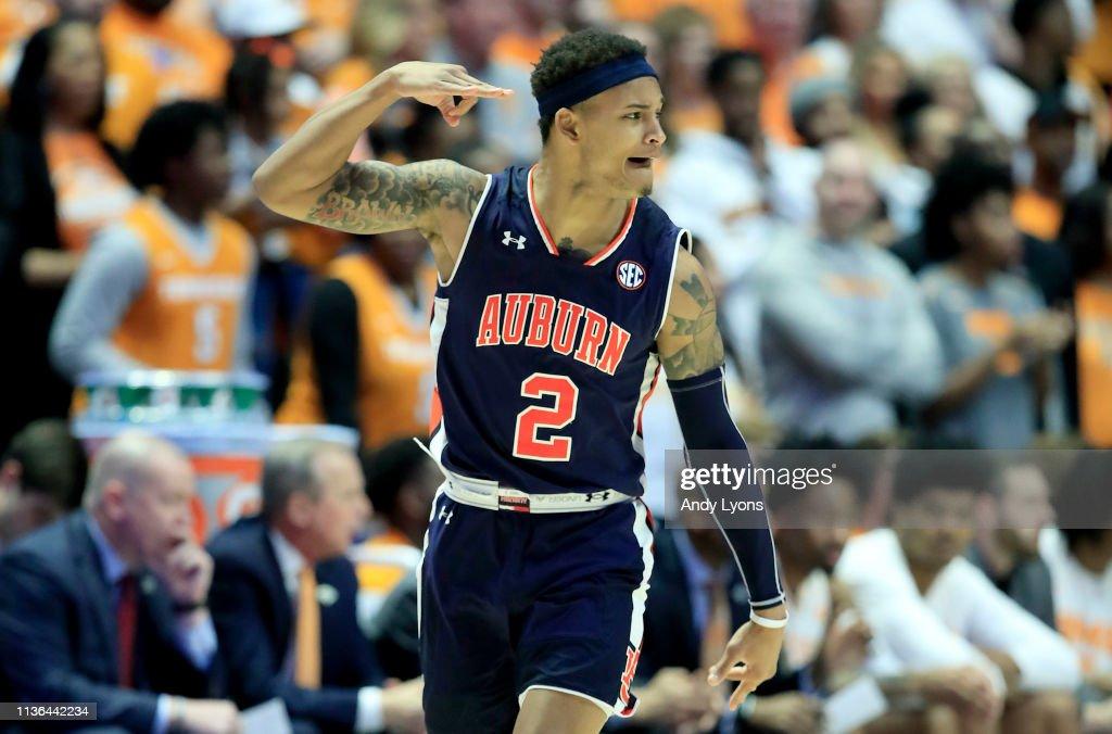 SEC Basketball Tournament - Championship : News Photo