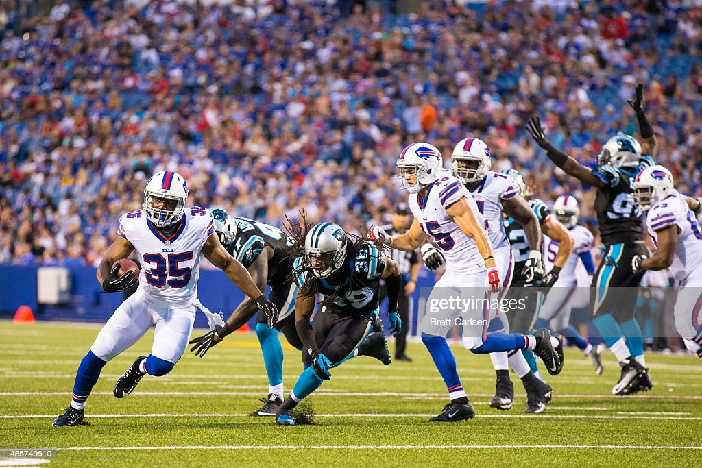 Carolina Panthers v Buffalo Bills
