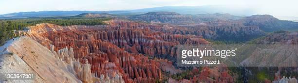bryce canyon in utah - massimo pizzotti foto e immagini stock