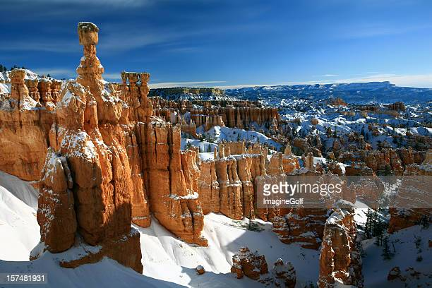 Bryce Canyon in Winter Thor's Hammer