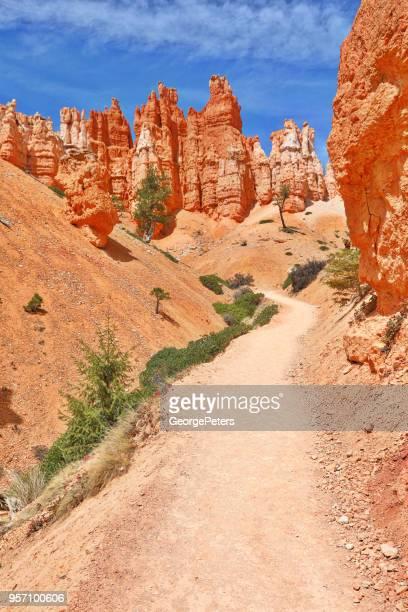 Bryce Canyon National Park. Peekaboo Trail
