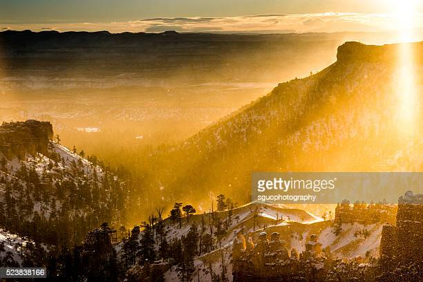 Bryce Canyon National Park Sunrise