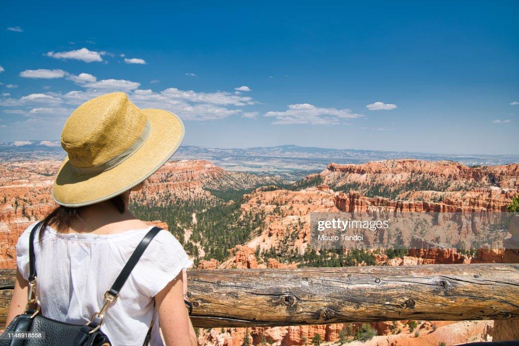 Bryce Canyon National Park, Utah, U.S.A : Foto stock