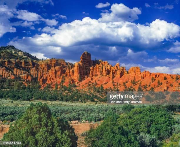 ブライスキャニオン国立公園。ユタ州、米国。 - 巨礫 ストックフォトと画像