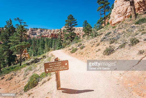 Bryce Canyon, Navajo Loop Trail
