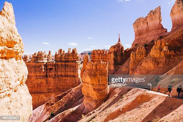 bryce-canyon - theasis stock-fotos und bilder