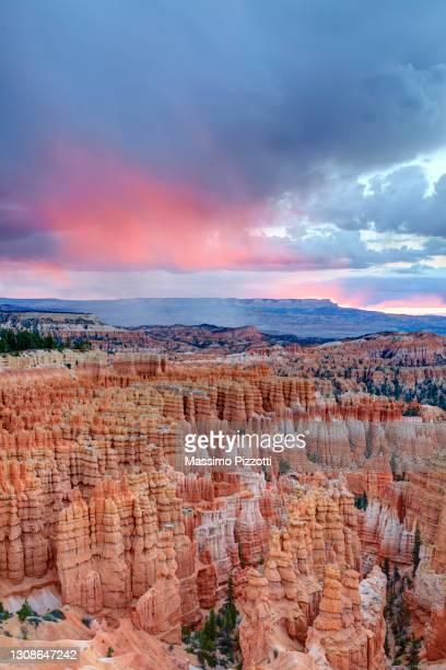 bryce canyon, utah - massimo pizzotti foto e immagini stock