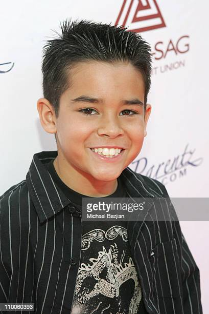 Bryce Cass during 2007 CARE Awards Presented by the Bizparentz Foundation at Universal Studios Hollywood in Universal City CA United States