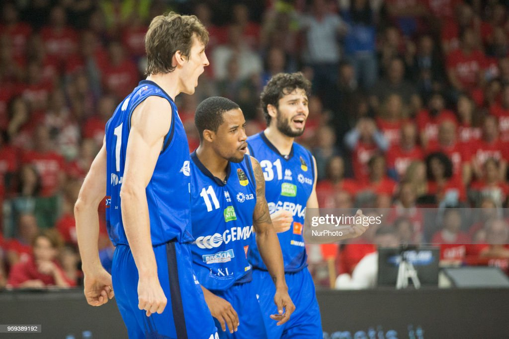 11 Bryce Cotton Basket Brescia leonessa in action during ...