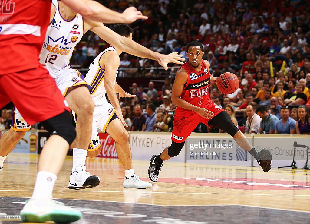 NBL Rd 14 - Sydney v Perth : News Photo