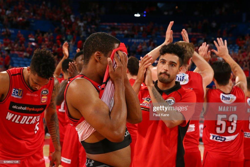 NBL Semi Final - Adelaide v Perth: Game 2