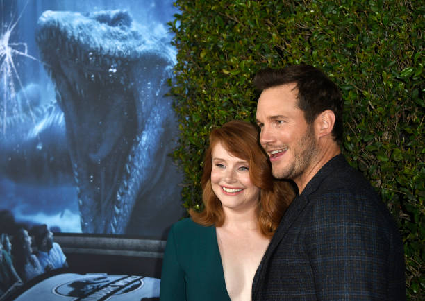 "CA: Universal Studios Hollywood Hosts ""Jurassic World-The Ride"" Grand Opening Celebration"