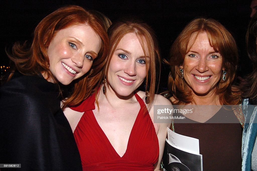 Bryce Dallas Howard, Paige Carlyle Howard and Cheryl ...