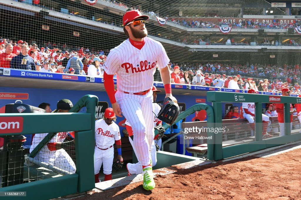 Atlanta Braves v Philadelphia Phillies : News Photo