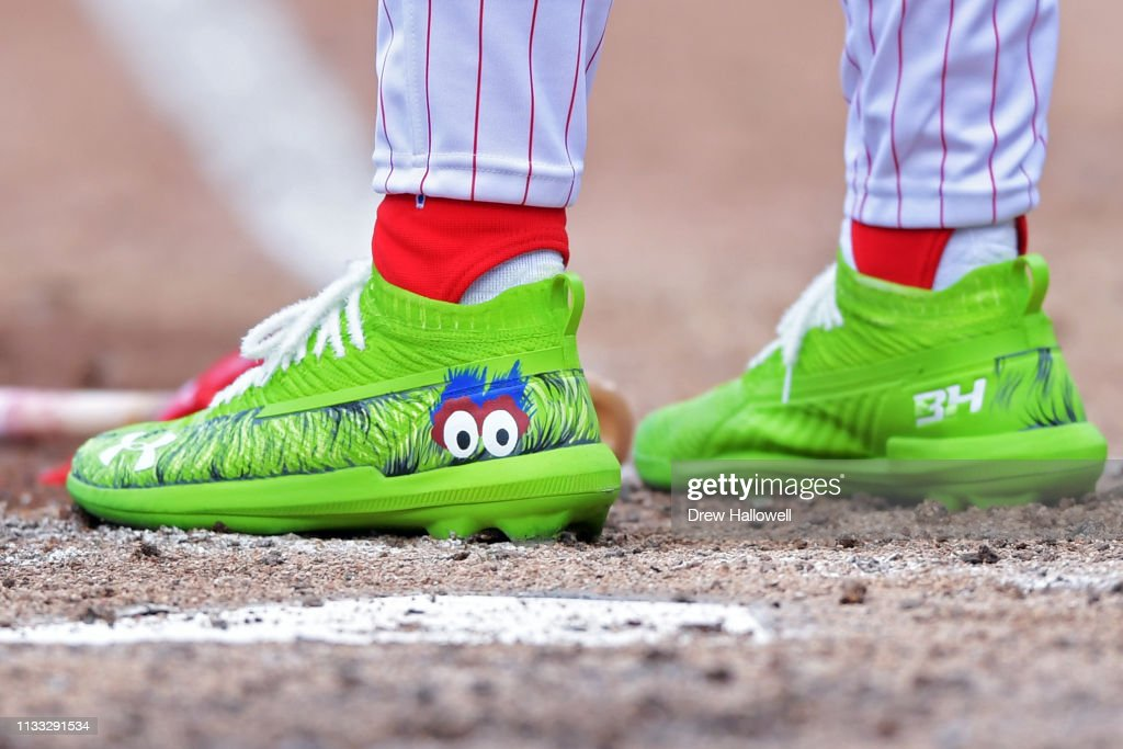 Atlanta Braves v Philadelphia Phillies : ニュース写真
