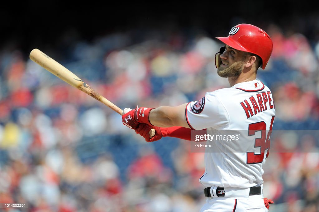 Cincinnati Reds v Washington Nationals : News Photo