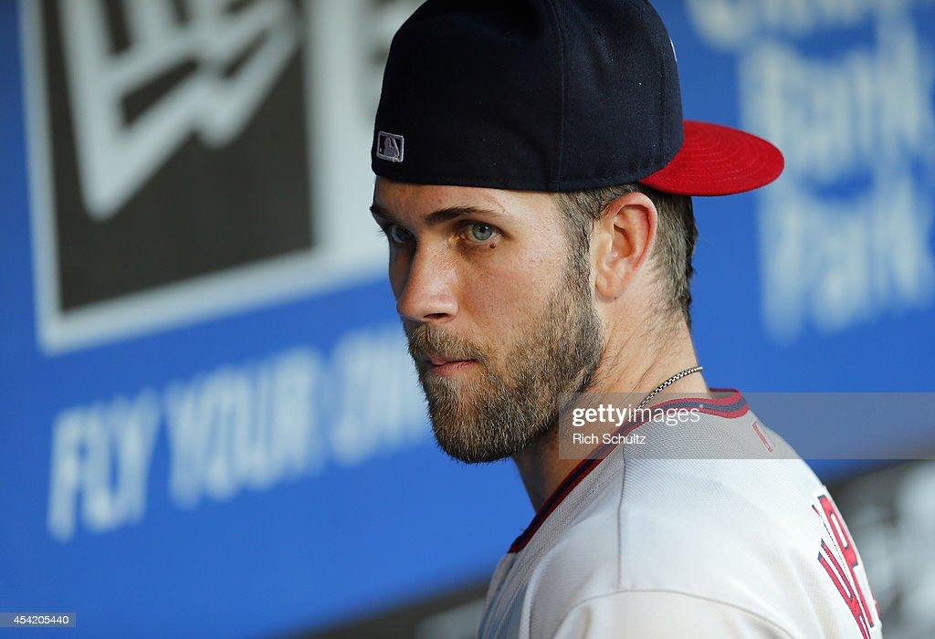 Washington Nationals v Philadelphia Phillies : News Photo