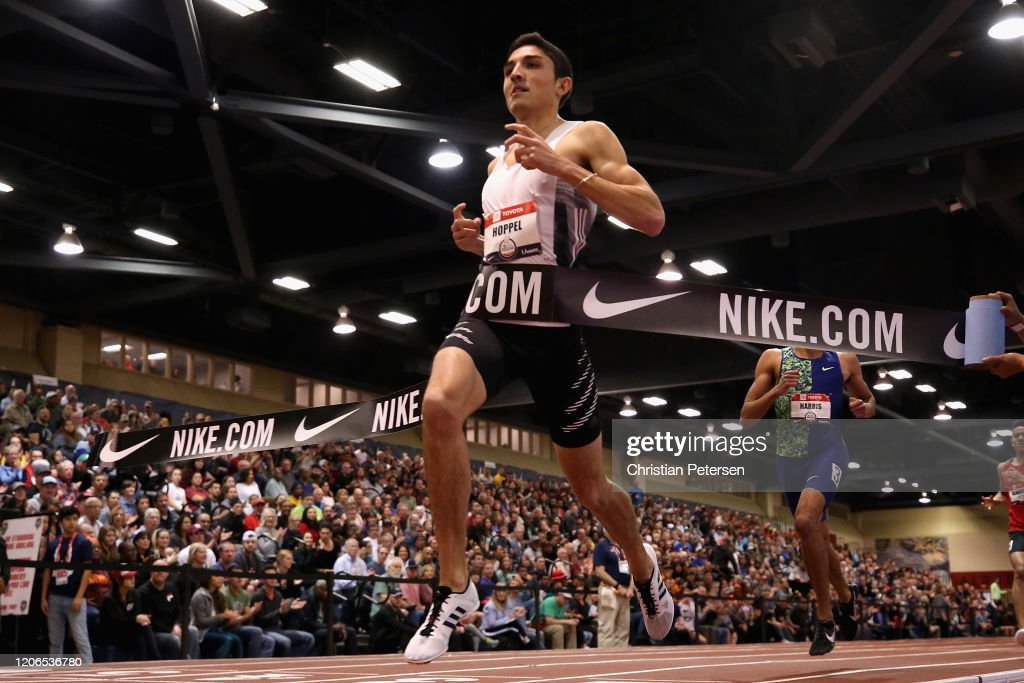 2020 Toyota USATF Indoor Championships - Day Two : News Photo