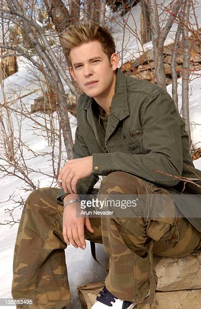 Bryce Johnson during 2004 Sundance Film Festival Cast of 'Harry and Max' Portraits taken on 1/16/04 at near Main Street in Park City UT United States