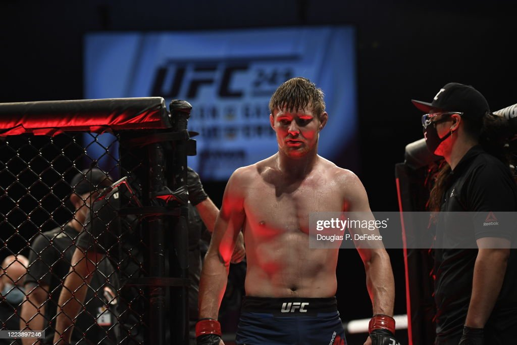 UFC 249 Mitchell v Rosa : News Photo