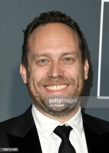Bryce Nielsen attends the 24th annual Critics' Choice Awards at Barker Hangar on January 13 2019 in Santa Monica California