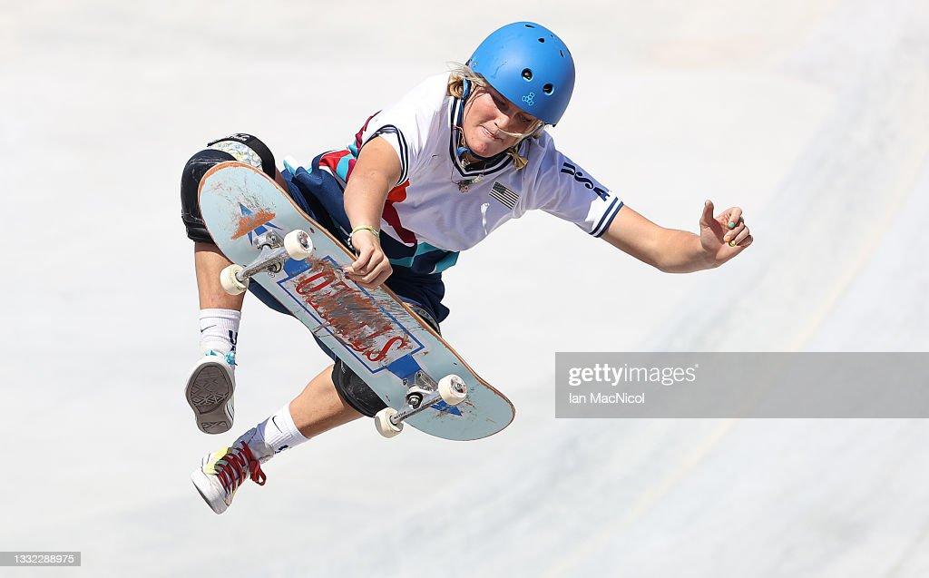 Skateboarding - Olympics: Day 12 : News Photo