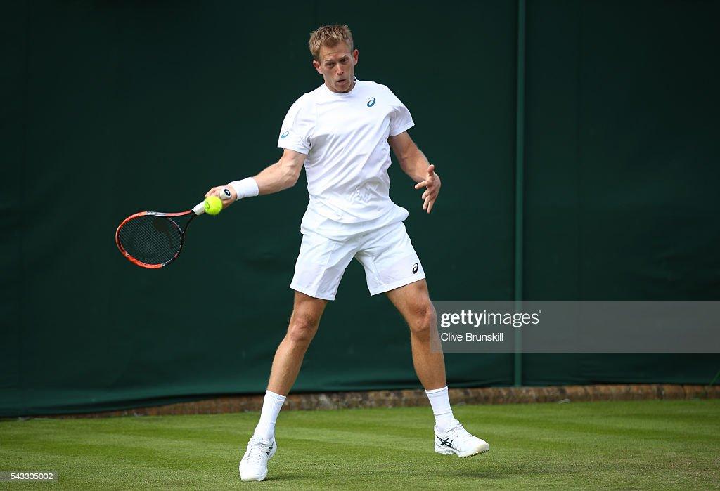 Day One: The Championships - Wimbledon 2016 : News Photo
